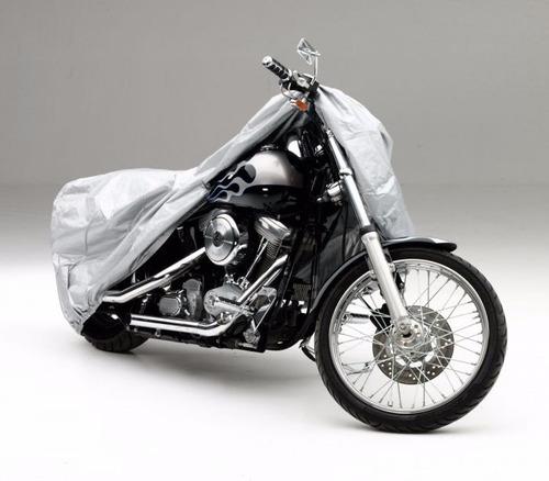 funda cobertor para moto harley/kawasaky/yamaha/rtm/pulsar