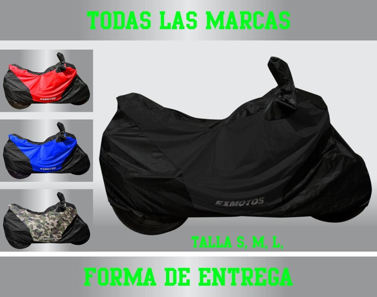 9bb1e4fcf96 Funda Cobertor Para Moto Yamaha / Honda /suzuki/ Ktm - S/ 85,00 en ...