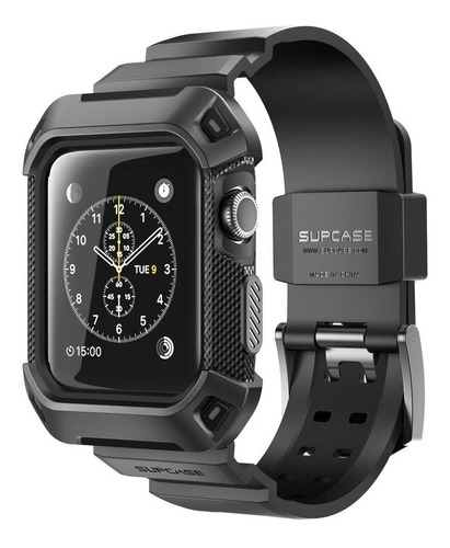 funda con banda supcase ubpro apple watch serie 3 42mm