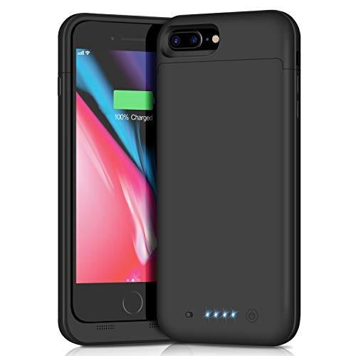 e04707d8284 Funda Con Batería Para iPhone 7 Plus / 8 Plus 7000mah, Funda - $ 1,165.88 en  Mercado Libre