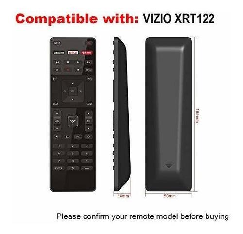 funda con control remoto sikai compatible con vizio xrt122 s