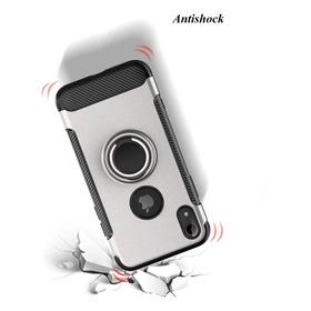 Funda Con Interior De Microfibra iPhone X, Xr Y Xs