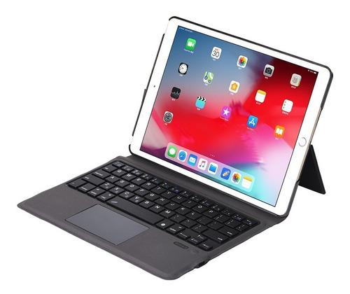 funda con teclado inalámbrico para ipad 2019 10.2 in