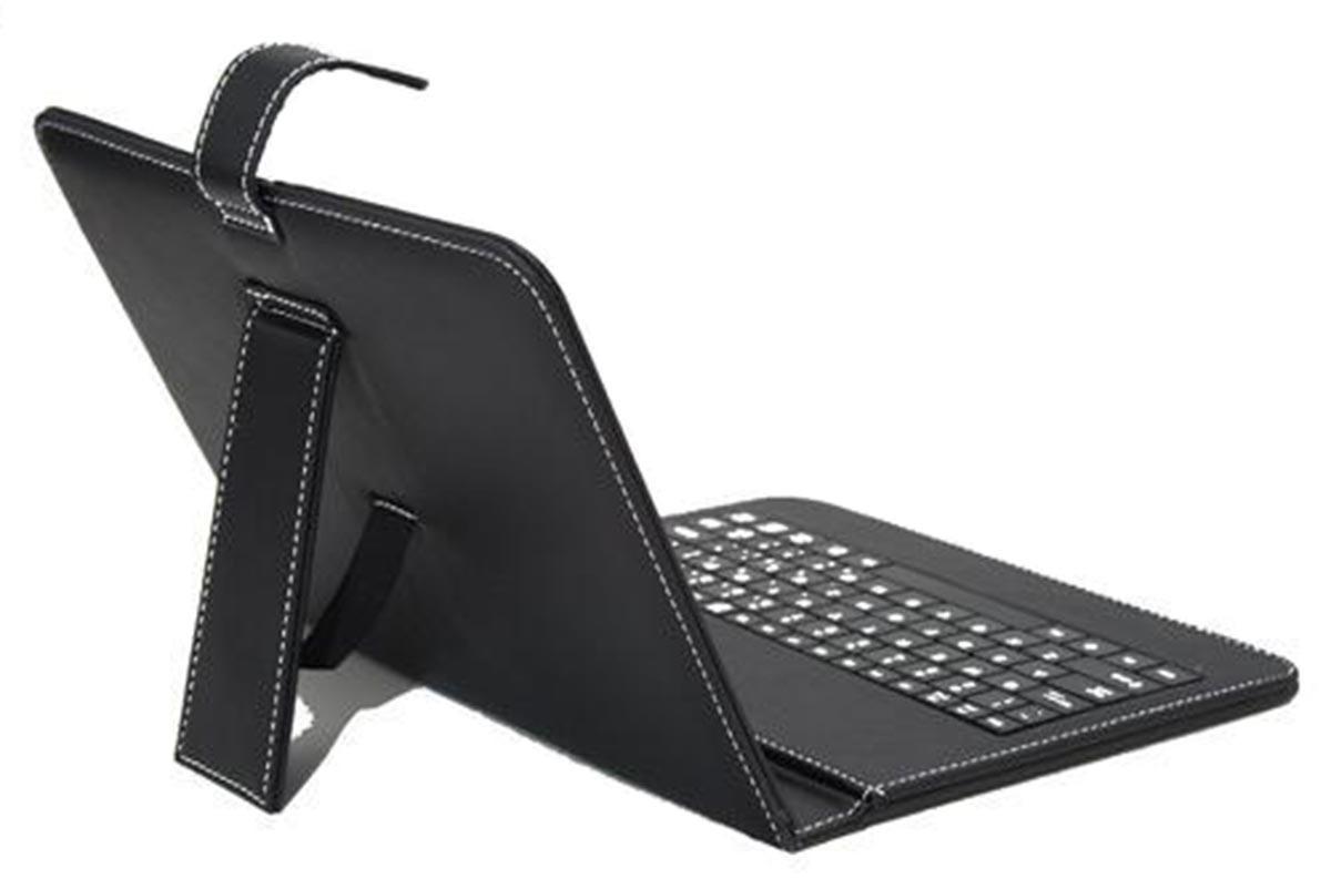 Funda con teclado para tablet de 7 s 30 99 en mercado libre - Fundas con teclado para tablet ...
