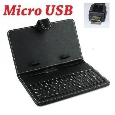 Funda con teclado tablet de 7 pulgadas micro usb en mercado libre - Fundas de tablet de 7 pulgadas ...