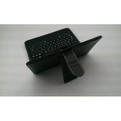 funda con teclado tablet de 7 pulgadas micro usb