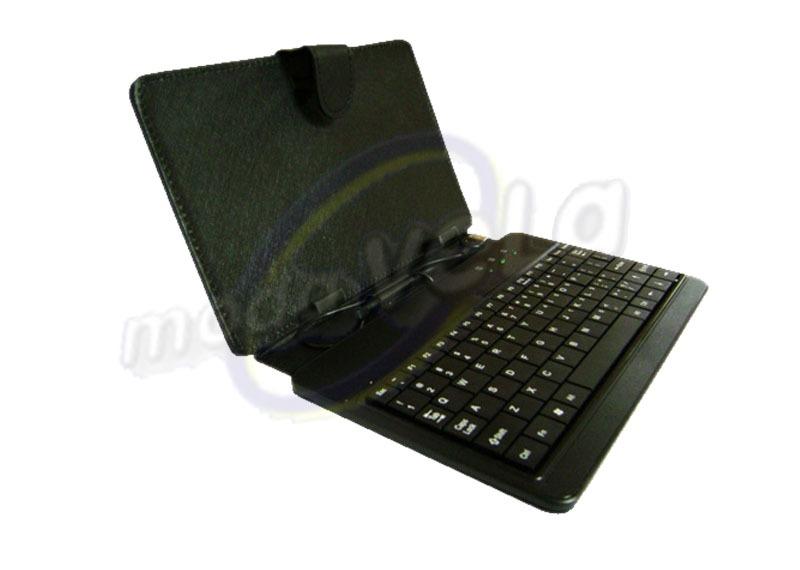 Funda con teclado tablet de 9 7 pulgadas usb en mercado libre - Funda tablet con teclado 7 ...