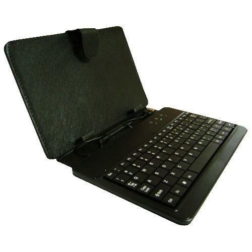 Funda con teclado usb para tablet 7 pulgadas en mercado libre - Fundas con teclado para tablet ...