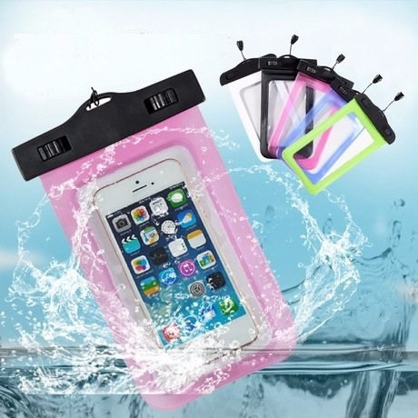 funda contra agua 100% sumergible iphone galaxy nokia moto