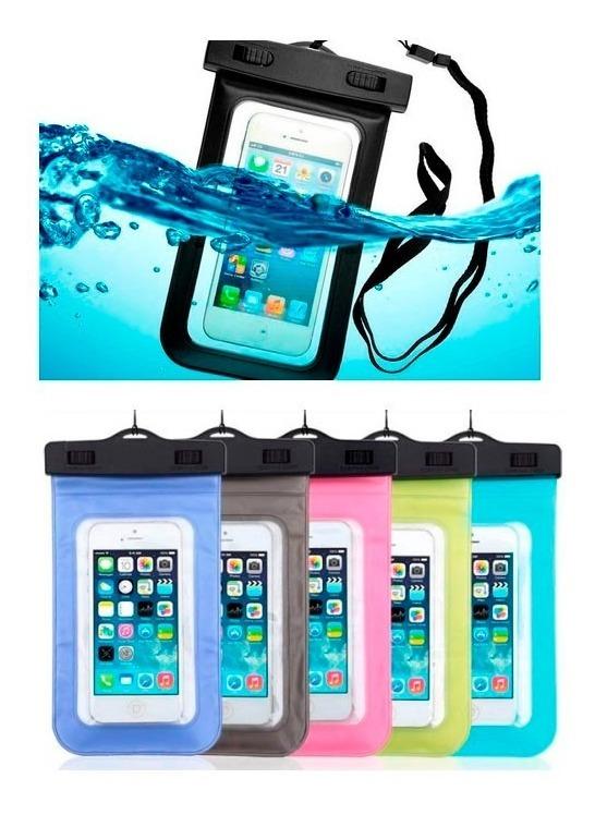 c7e9236f66e Funda Contra Agua Universal iPhone Sumergible Envio Gratis ...