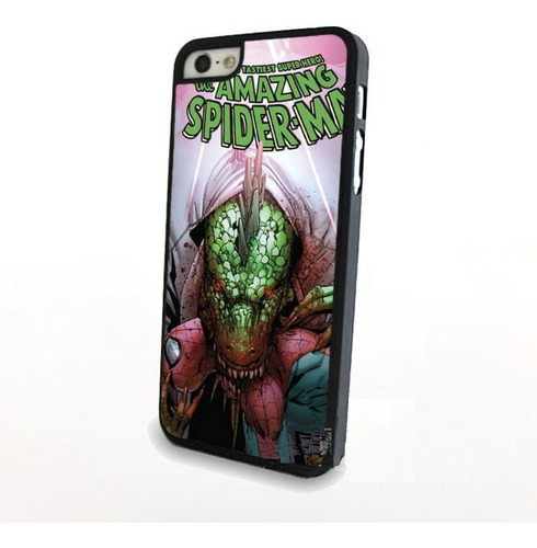 funda cover case spiderman - hombre araña iphone 5 5s