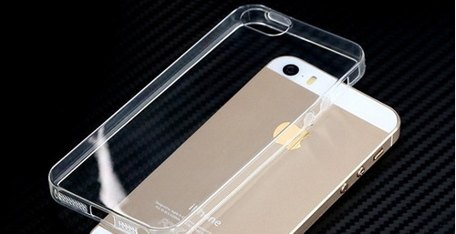 funda cover ultra fino 0.3mm iphone 4 4s 5 5s - belgrano