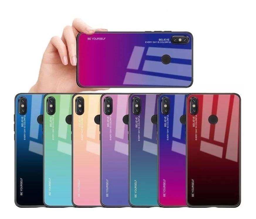 e24eb808daf Funda Cristal Case Cover Huawei + Vidrio Templado Envio Grat ...