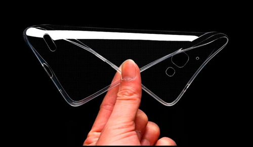 funda crystal case tpu transparente samsung grand max g720