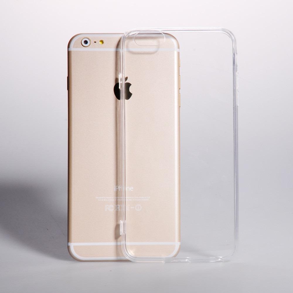 fd9ba527928 Funda Crystal Case Transparente iPhone 6 6s 6 Plus 6s Plus ...