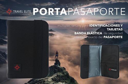 funda cubierta porta pasaporte acolchada impermeable tipo vi