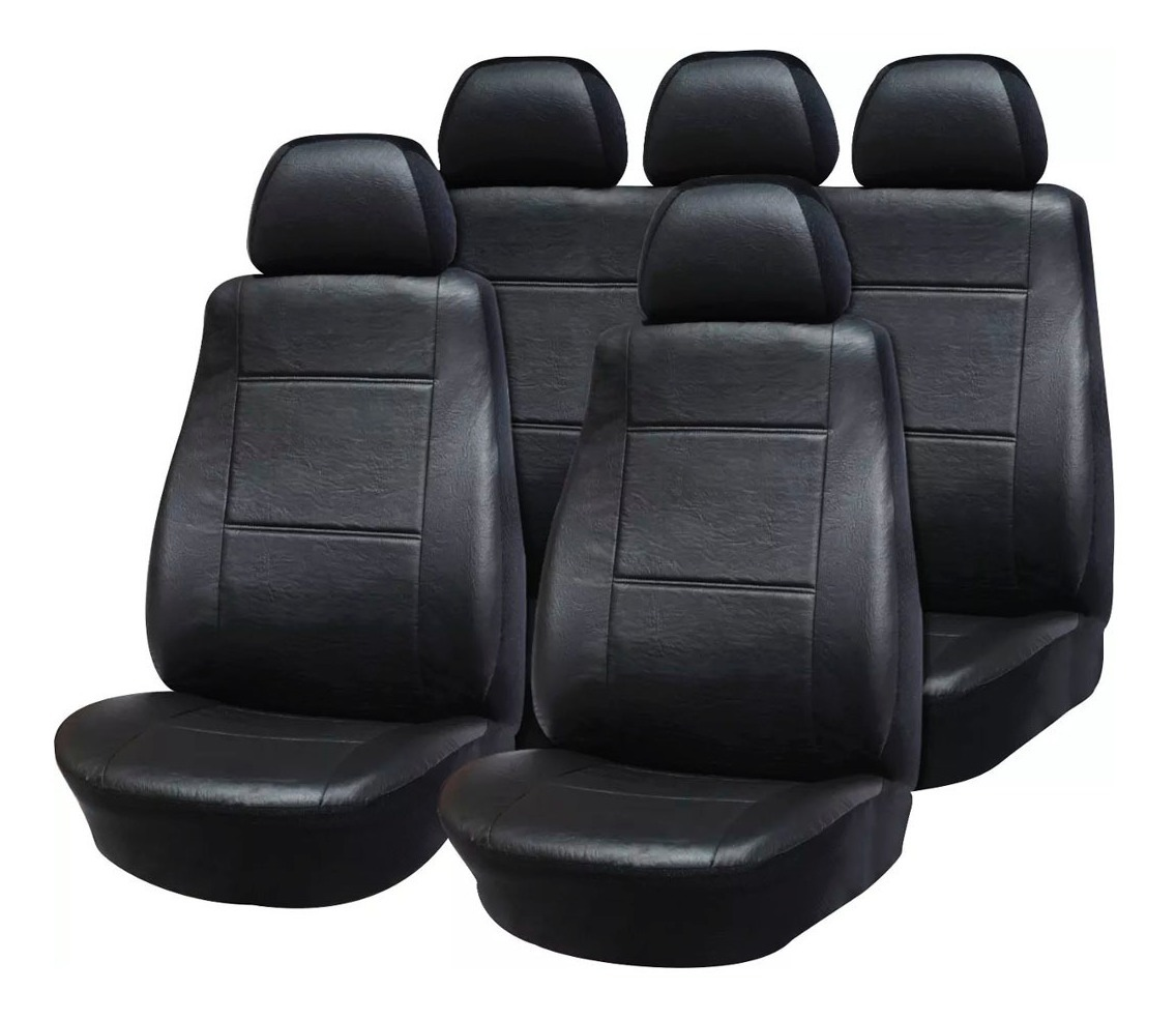 c1cddbe6d06 funda cubre asiento cuerina cuero auto universal completa. Cargando zoom.