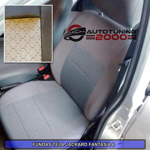funda cubre asiento ford fiesta - cubreasientos - tapizado