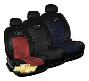 Fundas para asientos azul delantero kos Dacia Sandero