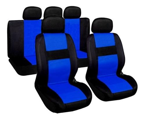 funda cubre asientos cuero ecológico maxima calidad + envio