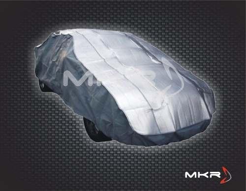 funda cubre auto anti granizo reforzado mkr