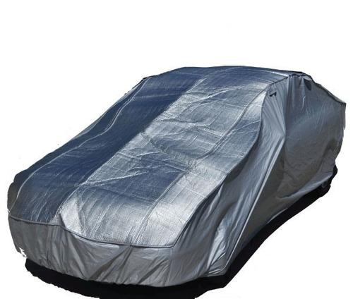 funda cubre auto antigranizo acolchonado tri capa talle  s m