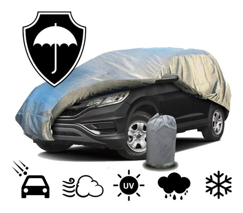 funda cubre auto cobertor antigranizo fiat argos peugeot 207