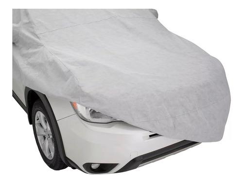funda cubre auto impermeable full racing con bolso de regalo