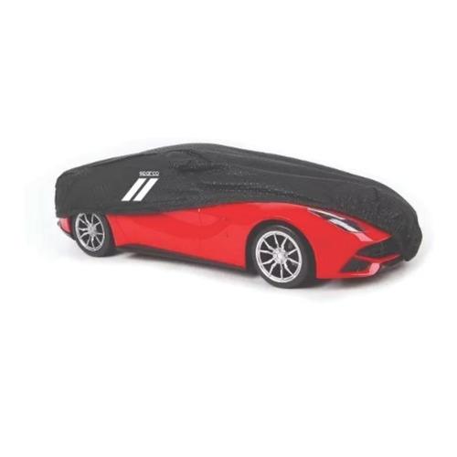 funda cubre auto protector 3 capas sparco spc2006nxxl2