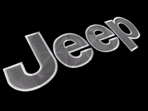 funda cubre llanta bordado jeep  tracker liberty