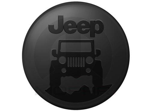 Funda Cubre Llanta R16 17 Y R18 Jk 07 16 Jeep Mopar