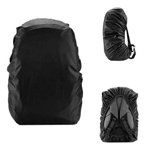 funda cubre mochila cobertor anti lluvia impermeable camping