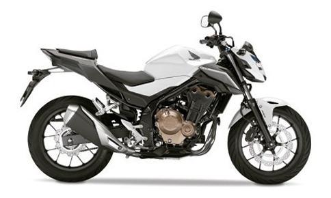 funda cubre moto honda cb500f con bordado