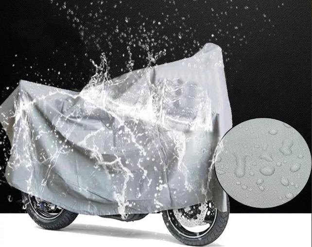 1092c1380c4 Funda Cubre Moto Impermeable Honda Cb1 - $ 3.802,00 en Mercado Libre