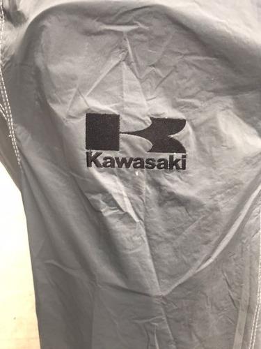 funda cubre moto kawasaki ninja r 1000 abs  bordado oferta