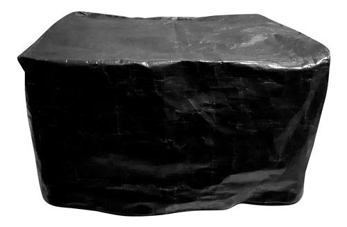 funda cubre parrillas leal impermeable 64x53x43 cms