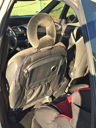 funda cubre respaldo itz performance accesorios autos