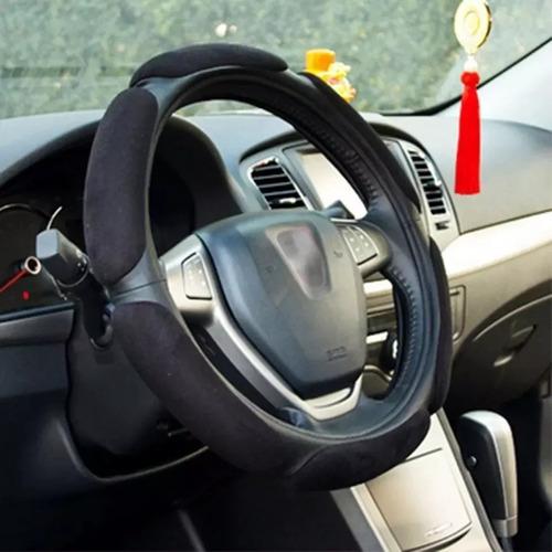 funda cubre volante auto goma adherente  mixtos