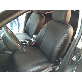 Funda Cuerina Premium Centro Perforado Toyota Corolla 14-19