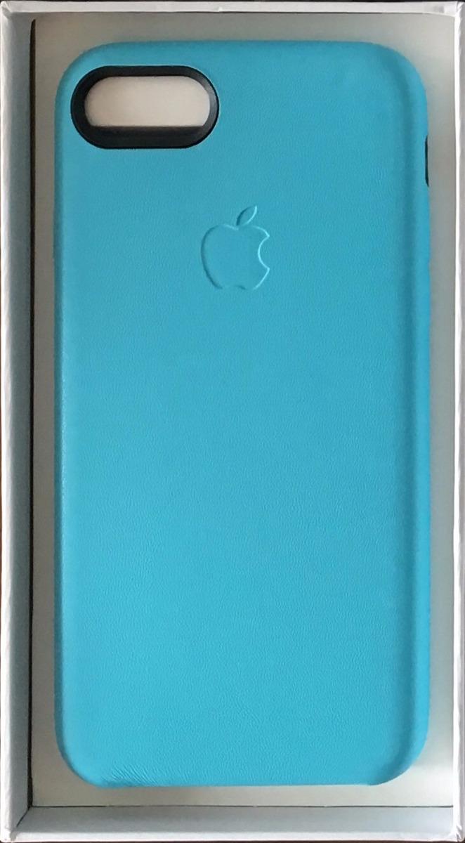 28b0030ab38 funda cuero iphone 8 7 apple vidrio templado 5d turquesa. Cargando zoom.