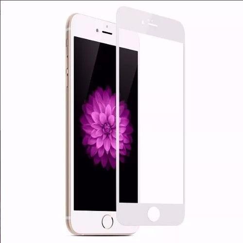 43ea5493f9a Funda Cuero iPhone 8 7 Plus Apple Vidrio Templado 5d Negro - $ 1.099 ...