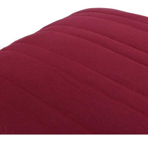 funda de almohada basic tinto king size vianney