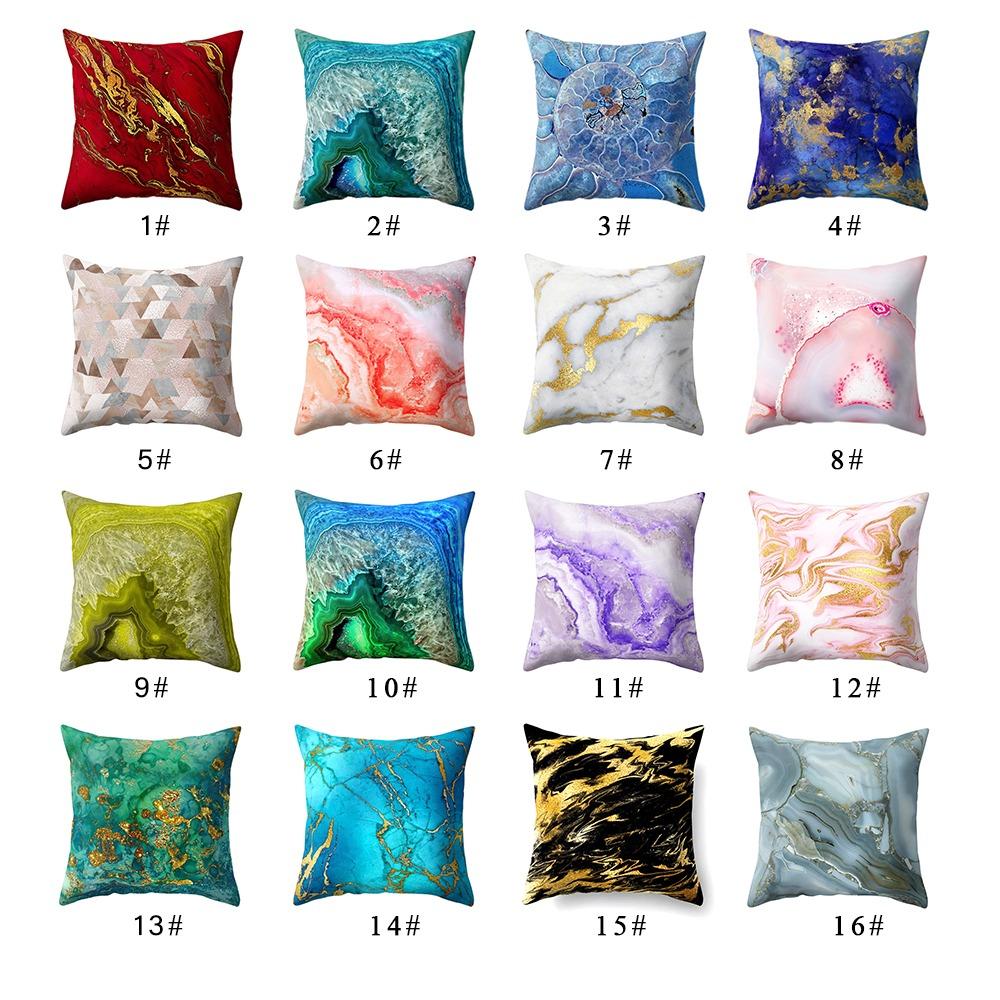 Funda De Almohada Colorida 45 * 45 Rosiest Geom trica - $ 8.261 en ...
