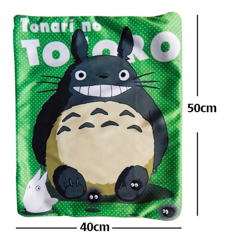 funda de almohada mi vecino totoro tonari no totoro calidad