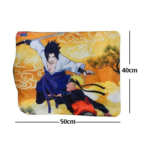 funda de almohada naruto shipuden sasuke naruto de calidad