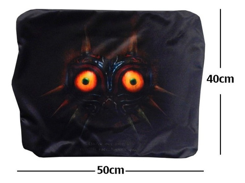funda de almohada the legend of zelda majoras mask calidad