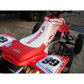 Funda De Asiento Honda Trx 300 400 450 450r Lcm Juri Atv