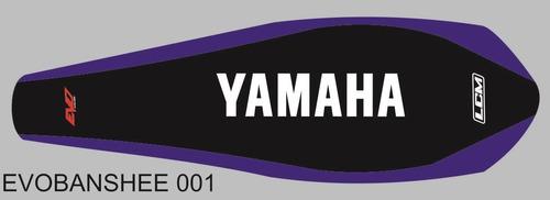 funda de asiento yamaha banshee varios colores lcm juri atv