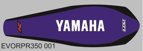 funda de asiento yamaha raptor 250 varios colores lcm juri