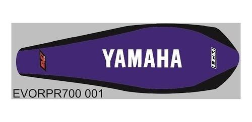 funda de asiento yamaha raptor 700 varios colores lcm